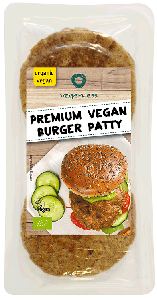 Vegane Wild-West-Burger
